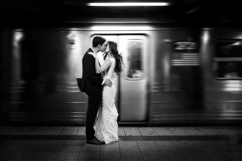 New York City Wedding by Courtney Larson