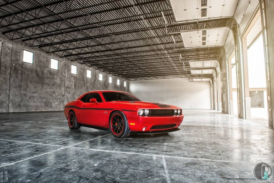 Dodge Challenger by Christian Berens