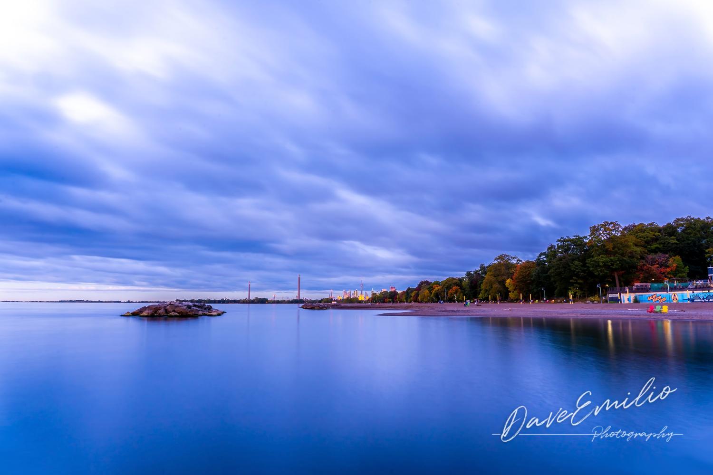 Autumn Blues by Dave Emilio