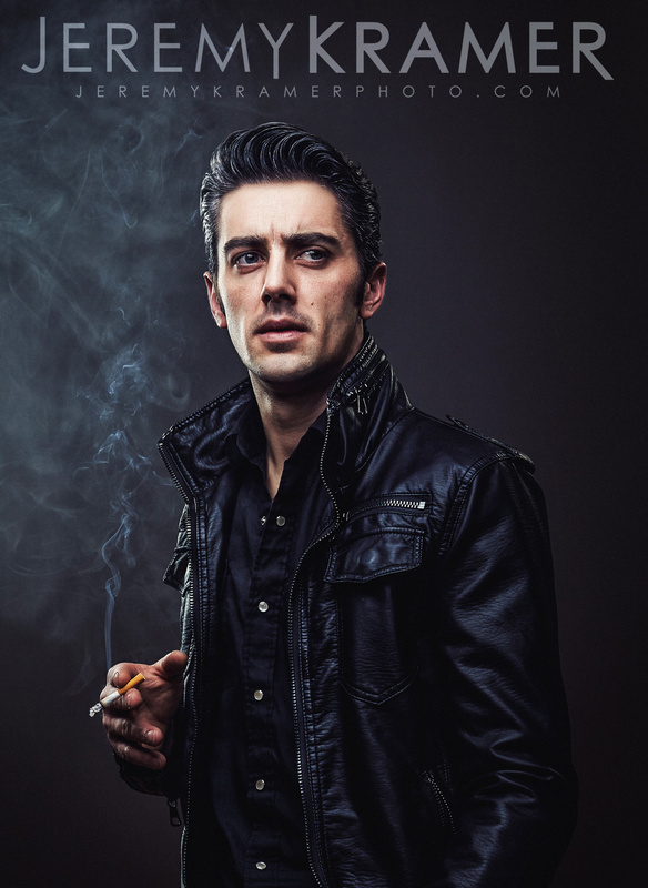 Smoke & Leather by Jeremy Kramer
