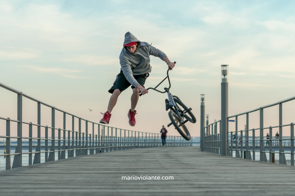 Biker by Mário Violante
