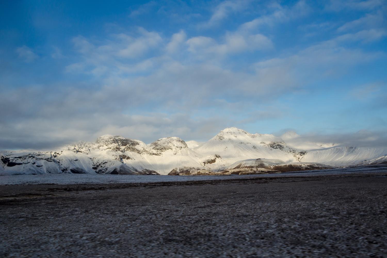 Iceland mountain by Karel de Gendre