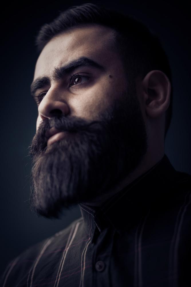 IRAN PORTRAIT by MEHRDAD BANIKHALAF