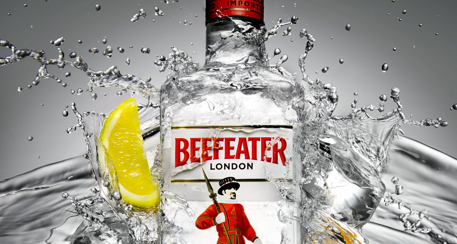 Beefeater Gin by Pablo Sarlo
