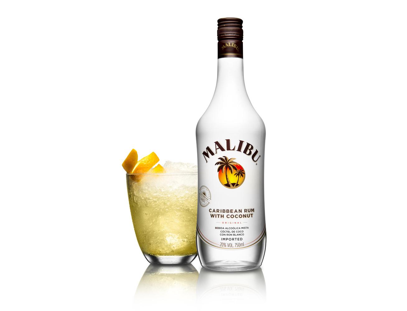 Malibu Rum by Pablo Sarlo