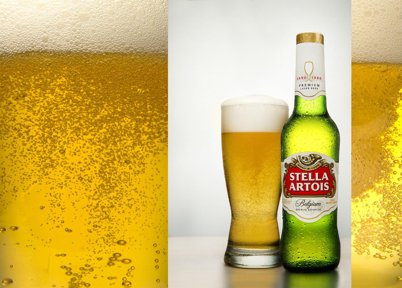 Stella Artois by Pablo Sarlo