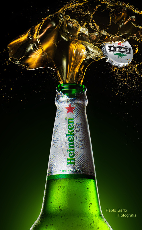 Heineken by Pablo Sarlo