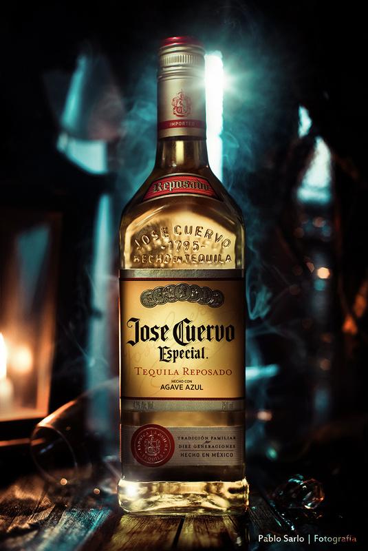 Tequila Jose Cuervo - Reposado by Pablo Sarlo
