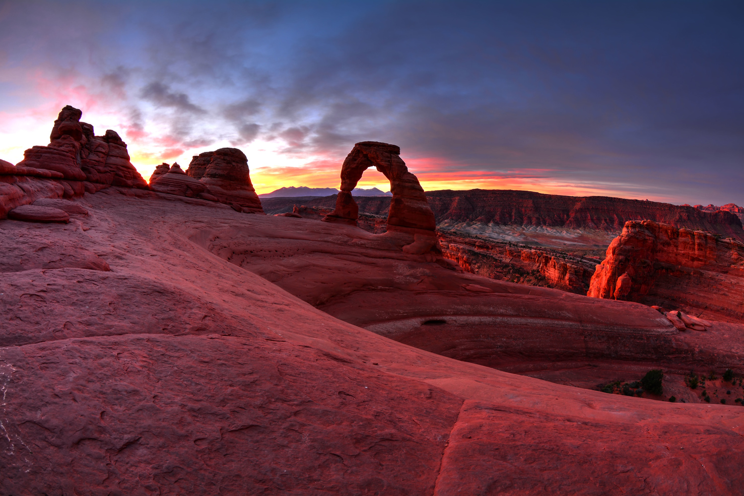 Delicate Arch by Richard Barron