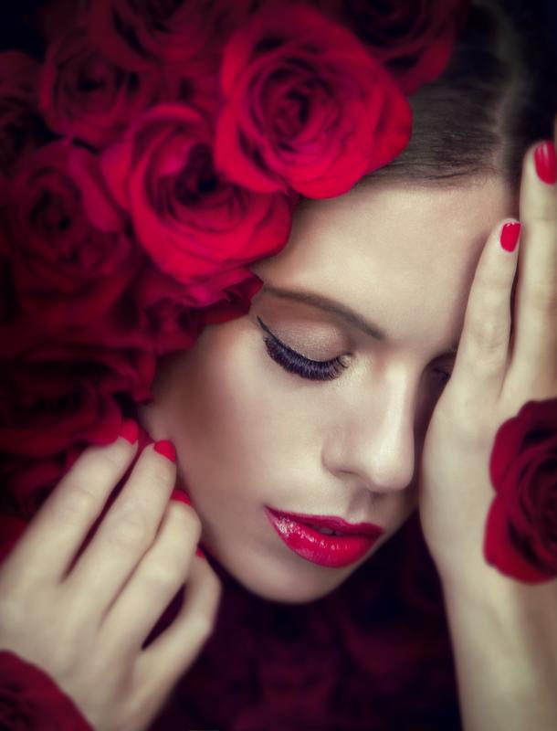 Rosey complexion by Arturo Velasquez