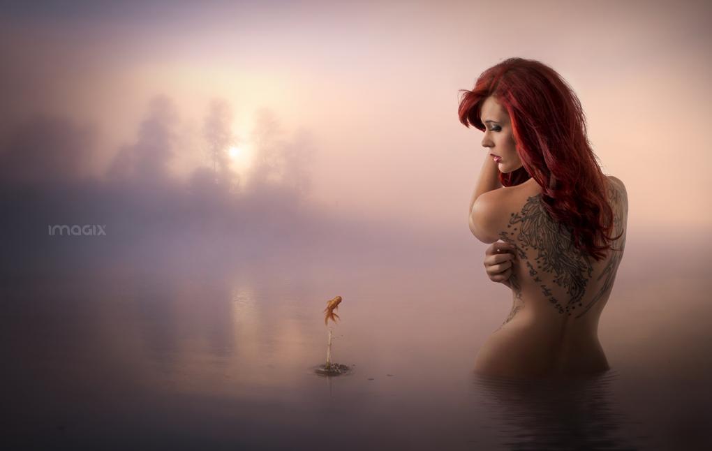 Serene by Arturo Velasquez