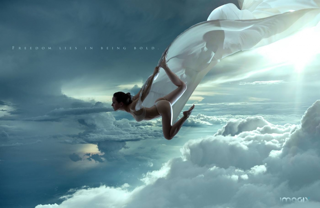 Freedom by Arturo Velasquez
