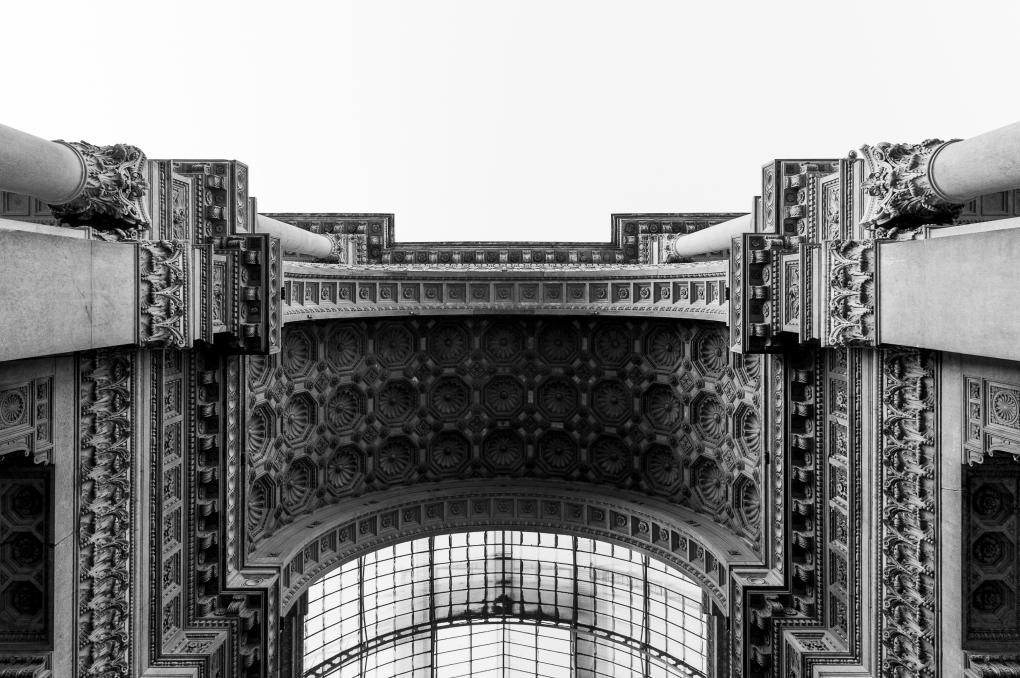 Galleria Vittorio Emanuele II by Willian Silveira