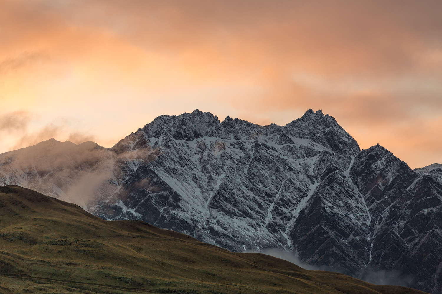 The Remarkables by Thomas Even