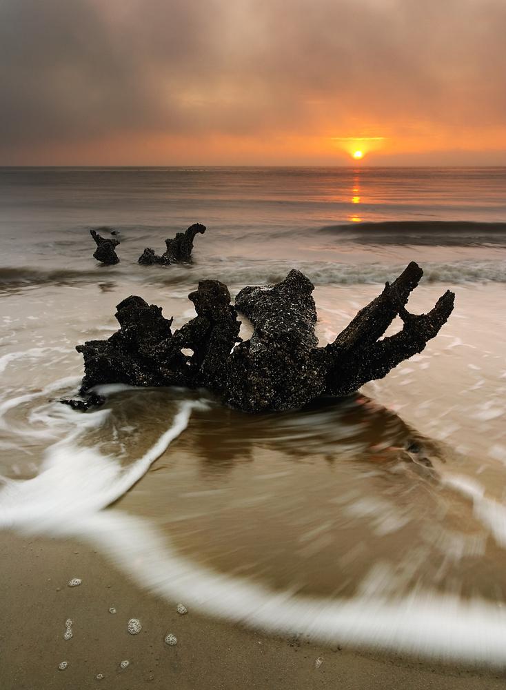 Jekyll Island Sunrise by Thomas Even