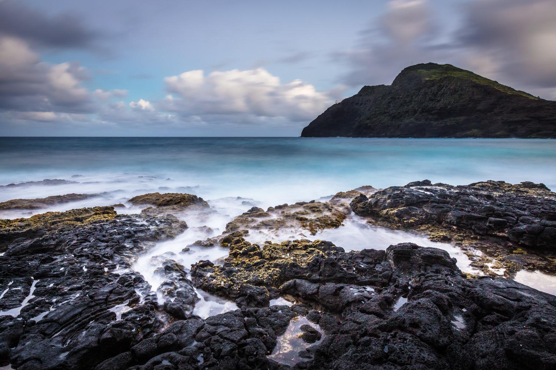 Oahu Seascape by Thomas Even