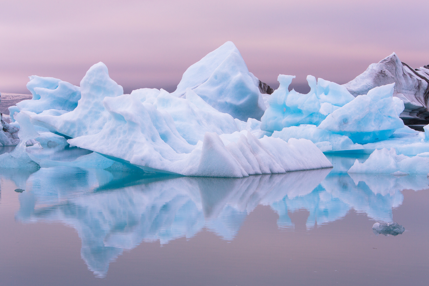 Icy Calm by Thomas Even