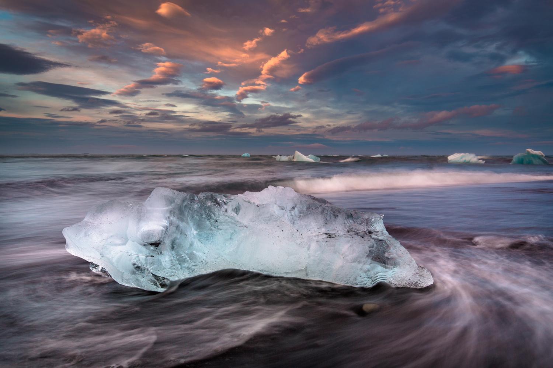 Iceberg Beach by Thomas Even