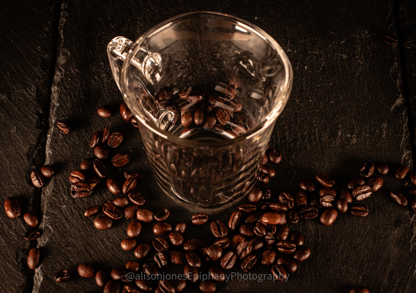 Glass and Beans by Alison Jones