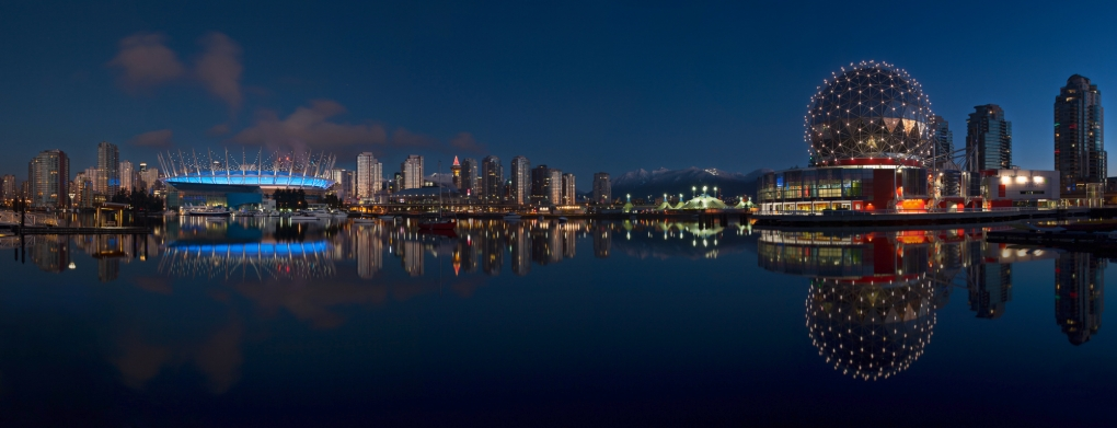 False Creek by Paul Langereis