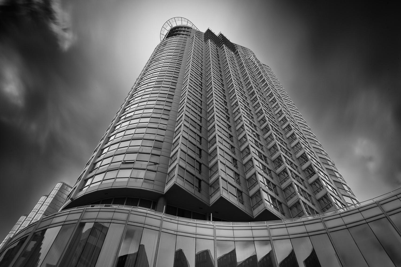 Marriot Hotel by Paul Langereis