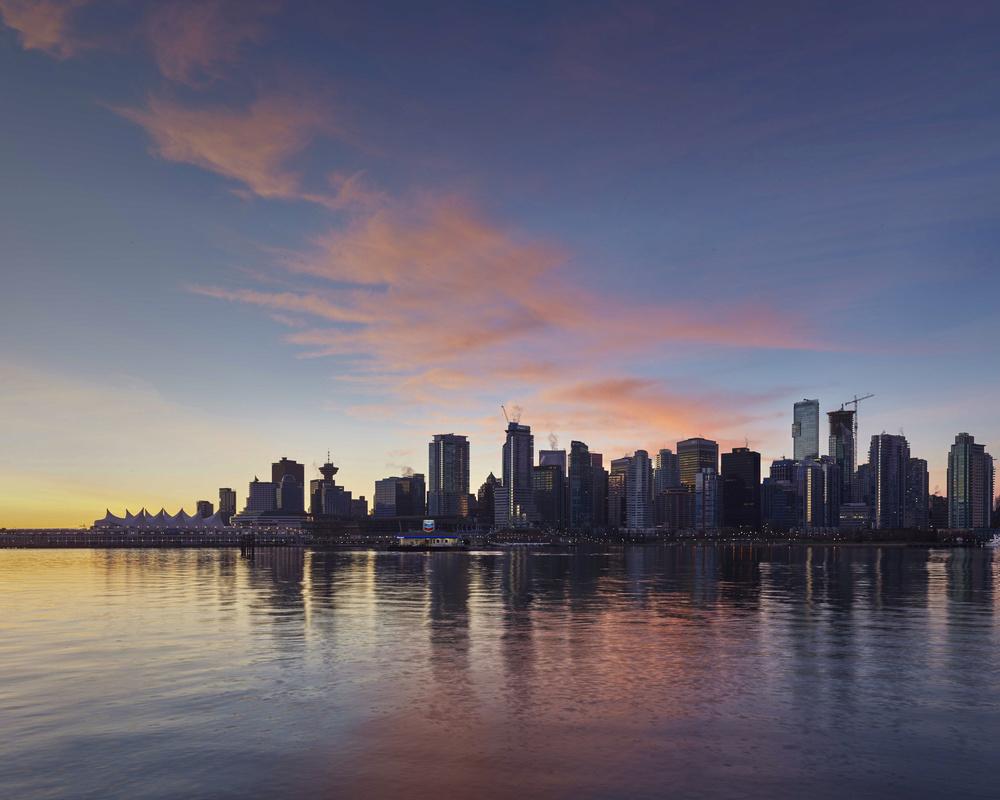 Vancouver by Paul Langereis
