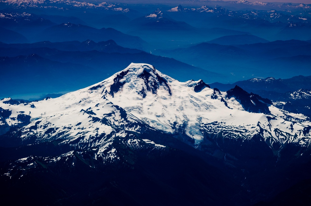 Mountain by Dominic Manea