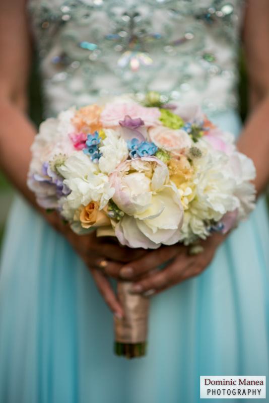 Bouquet by Dominic Manea