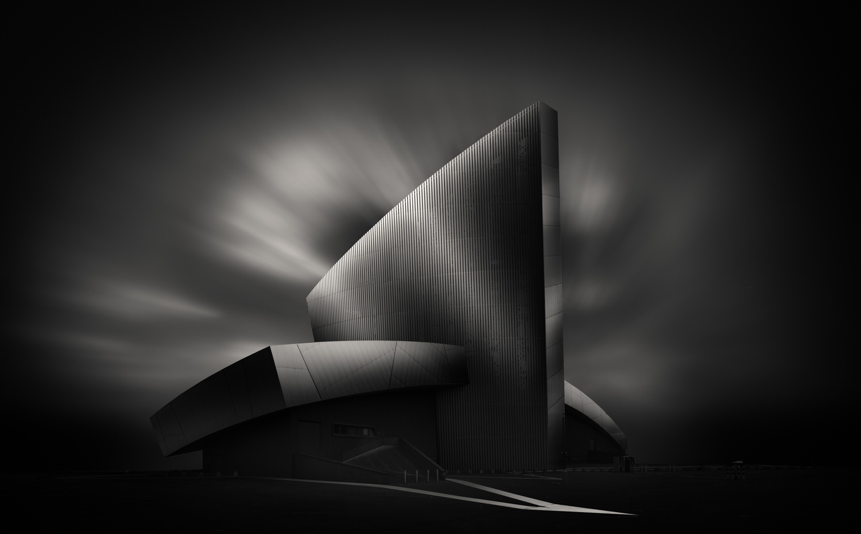 Imperial War Museum by David Garthwaite