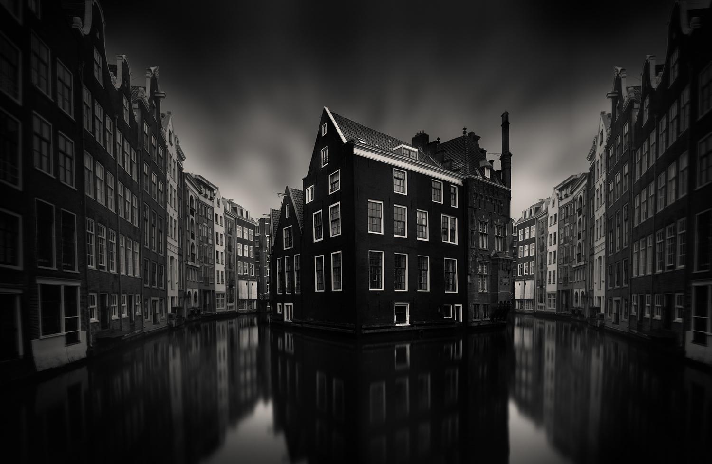Amsterdam Buildings by David Garthwaite