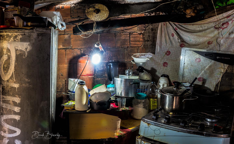 Hell's Kitchen by Derek Brawdy