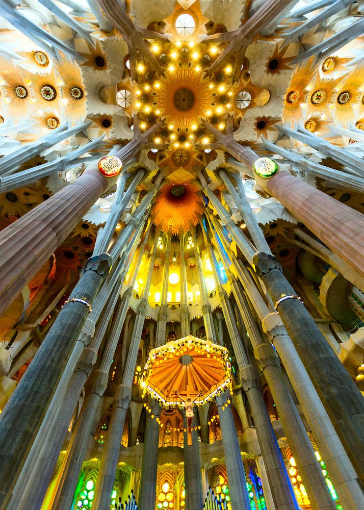 La Segrada Familia by Derek Brawdy