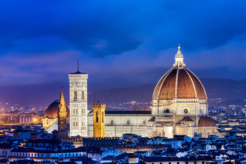 Il Duomo by Derek Brawdy