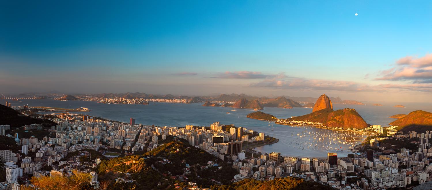 Rio Afternoon by Derek Brawdy
