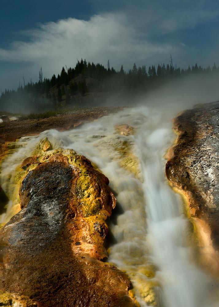 River of Fire by Derek Brawdy