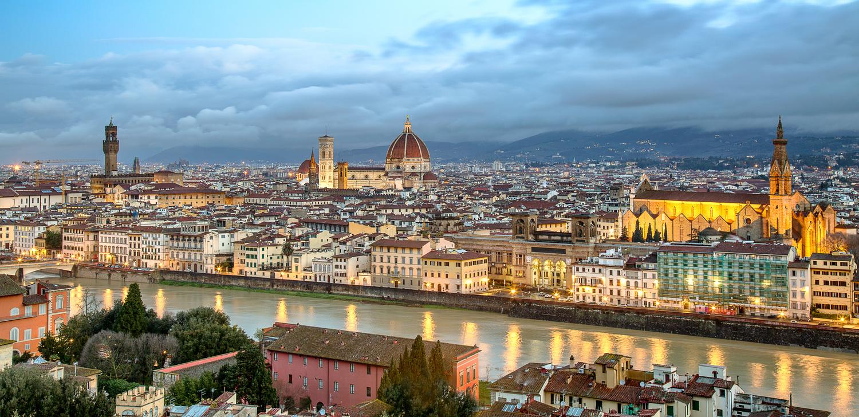 Morning in Firenze  by Derek Brawdy