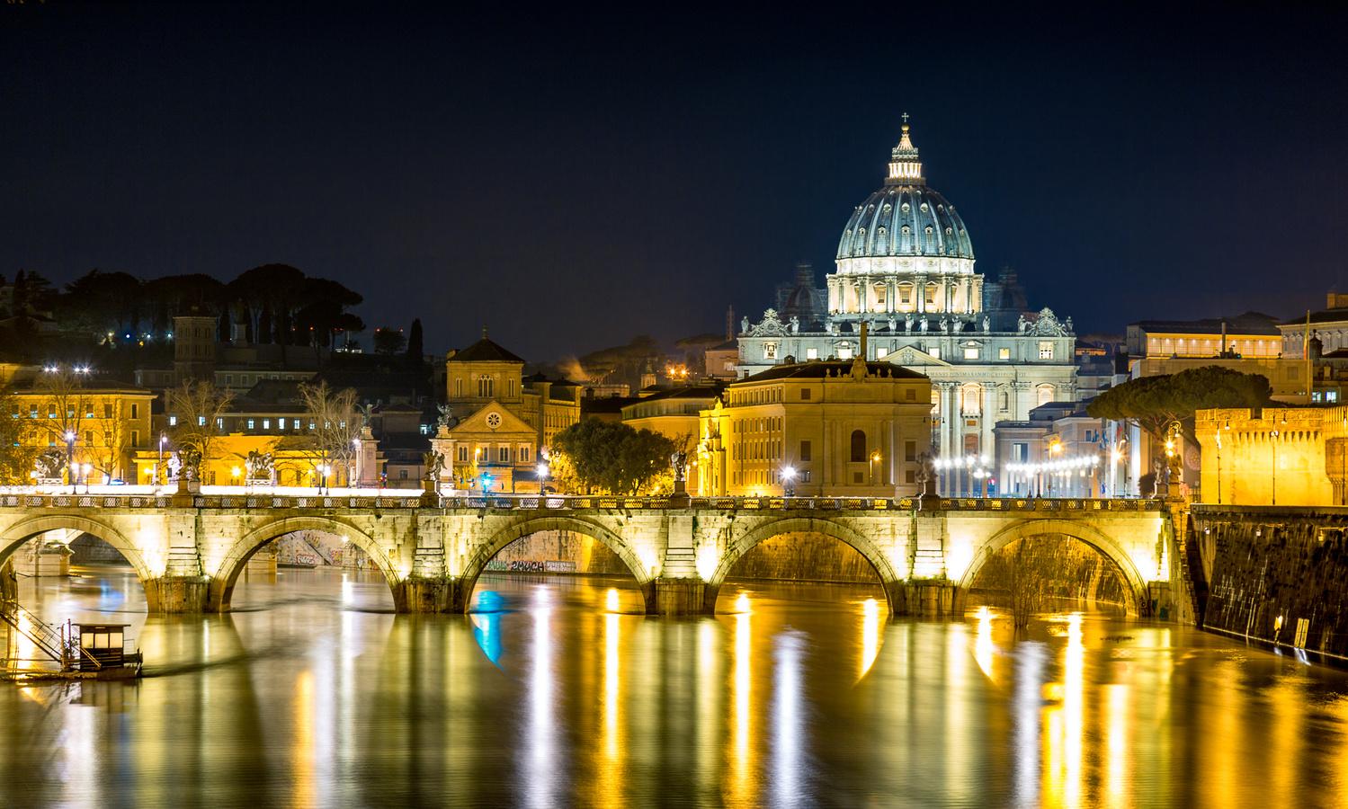 Vatican View by Derek Brawdy