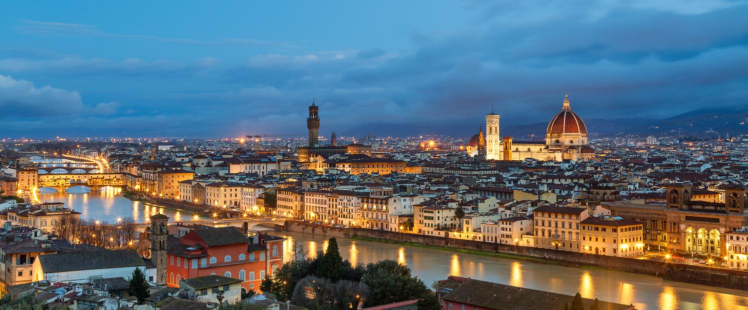 Firenze at Dawn by Derek Brawdy