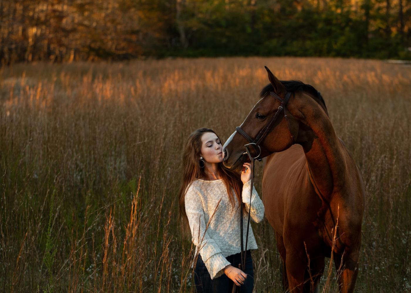 Lily and Kara by melinda brown