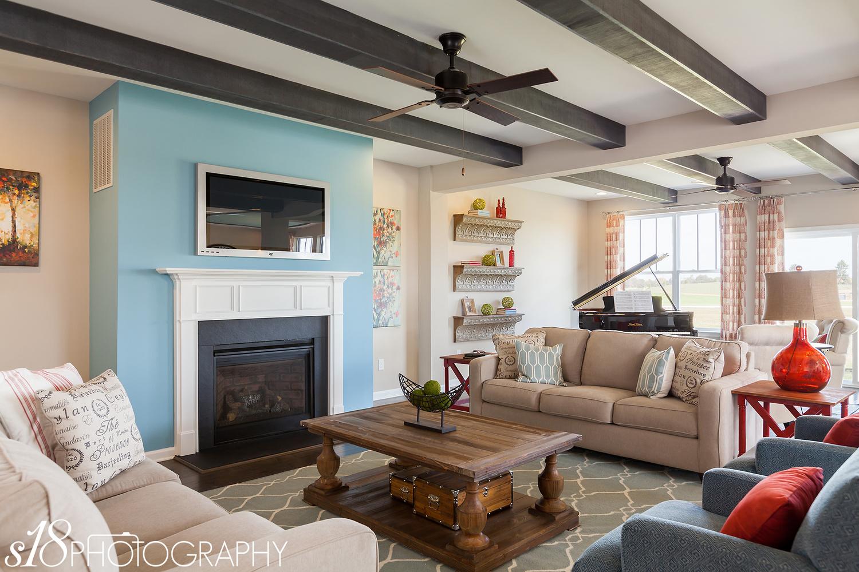 Living Room by Fred Glasser