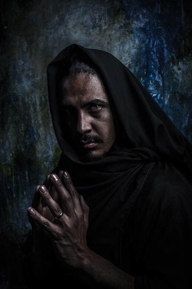 The prayer by Ls Znll