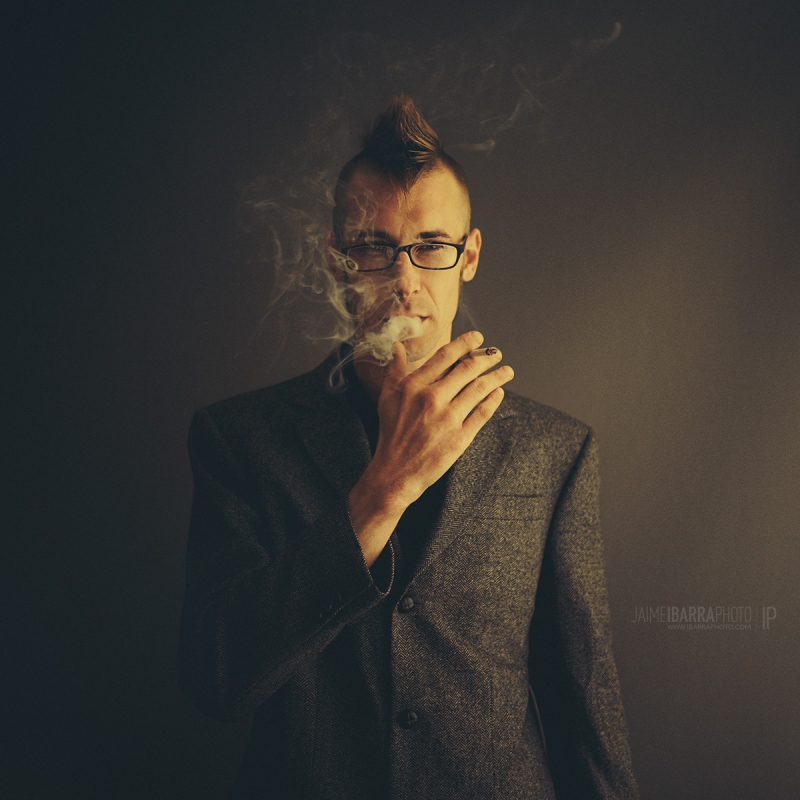 Röken by Jaime Ibarra