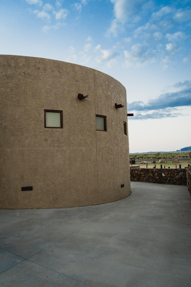 Marfa Viewing Lights by Steve Carson