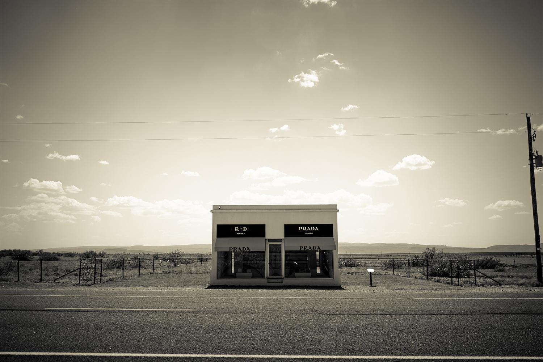 Prada Texas by Steve Carson