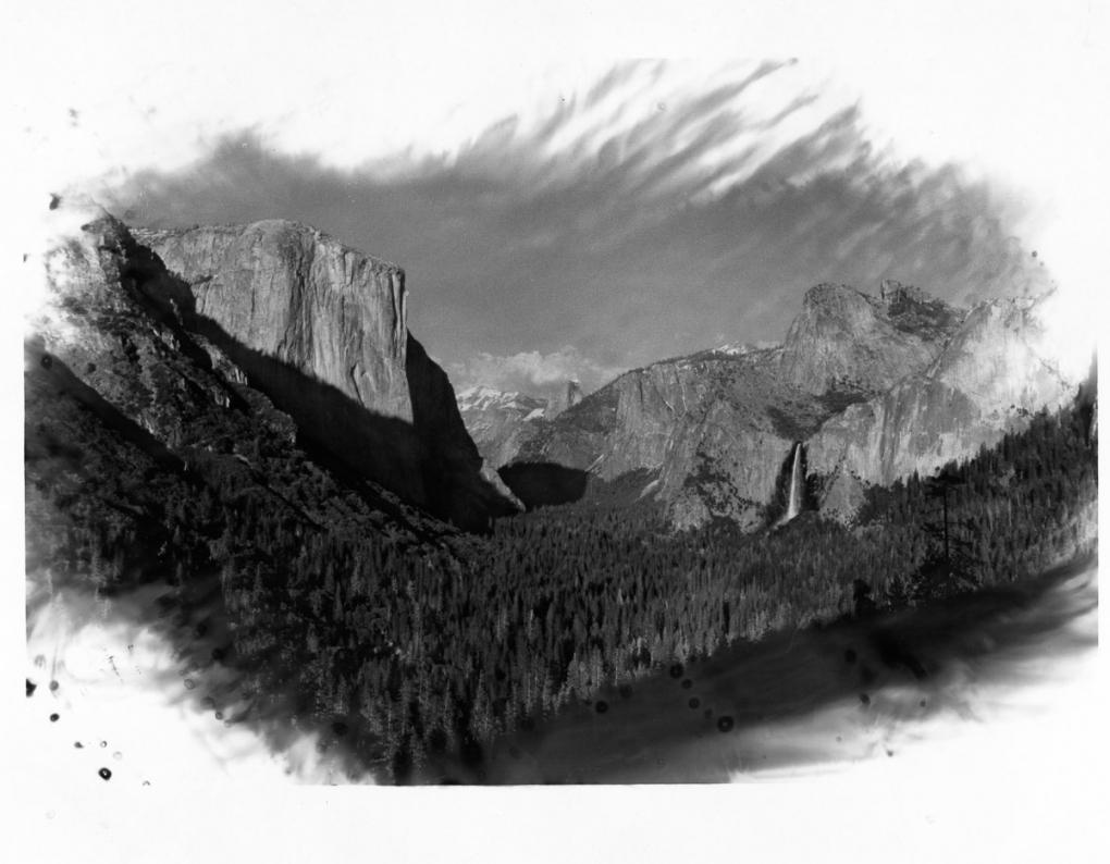 Yosemite dream by Michael Rapp