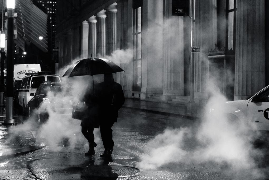 Under the Weather by DeShaun Craddock
