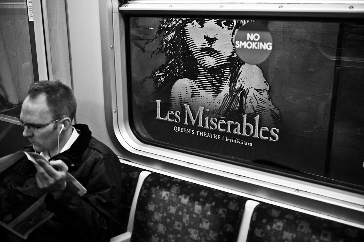 Les Miserables by Owain Shaw