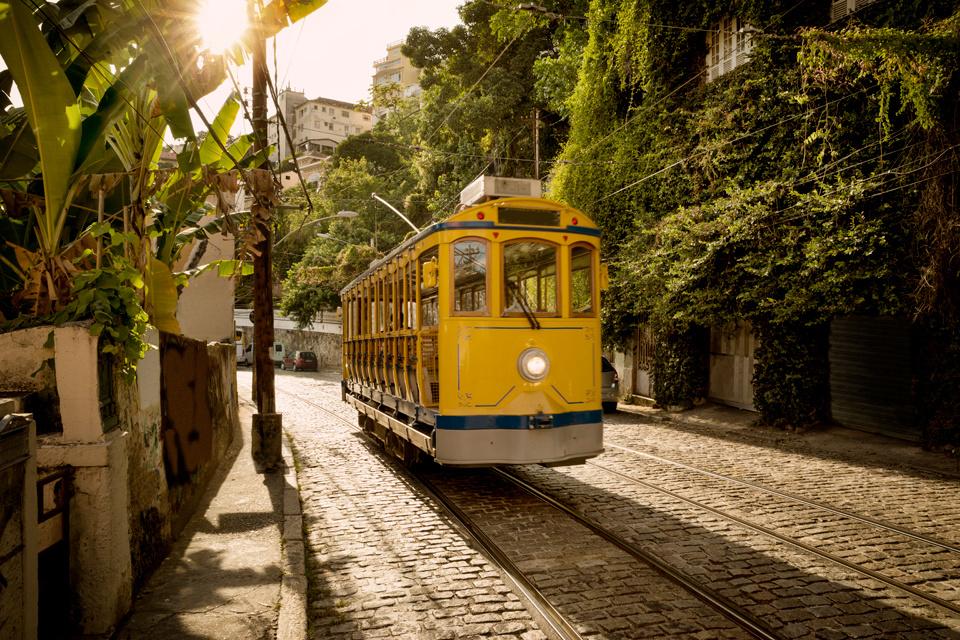 Old tram by Mikolaj Niemczewski