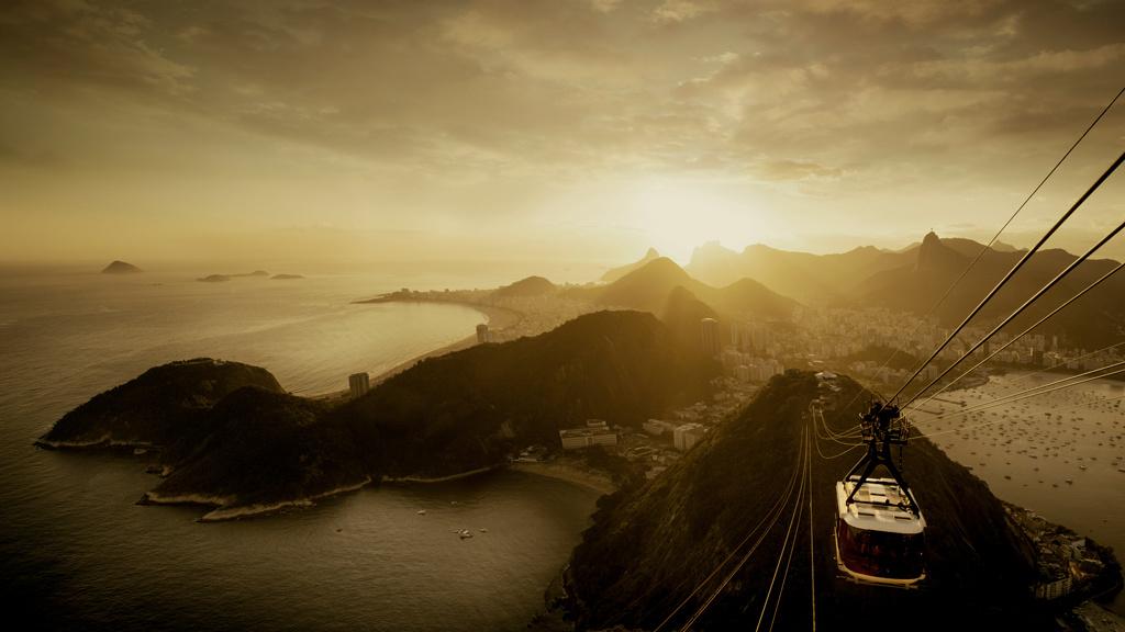 Rio de Janeiro by Mikolaj Niemczewski