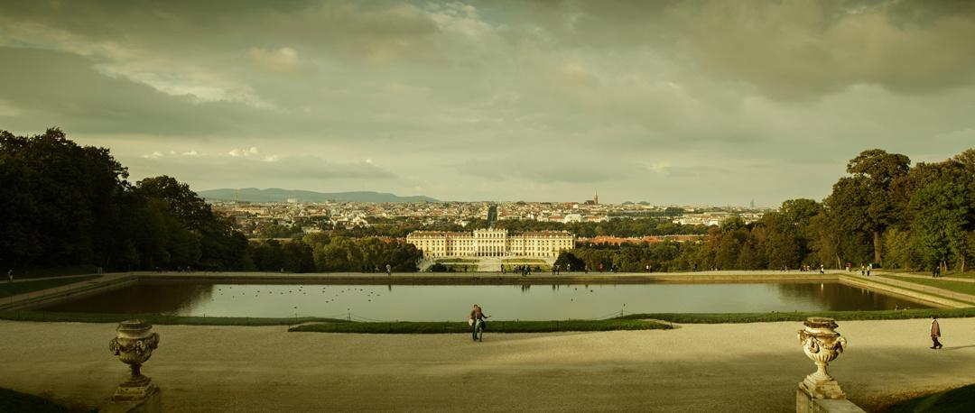 Schonbrunn by Mikolaj Niemczewski
